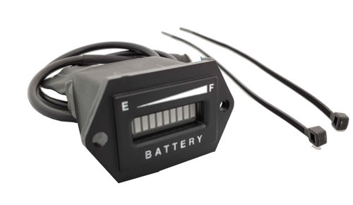 Indicateur de niveau batterie 72V