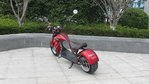 Super chopper  60V 1500W ROUGE